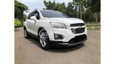 2016 Chevrolet Trax LTZ TURBO