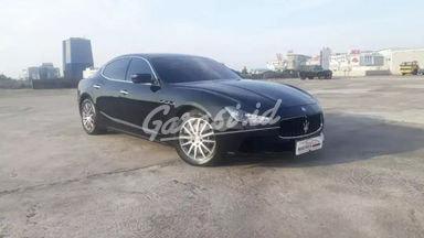 2014 Maserati Ghibli S - Istimewa Siap Pakai