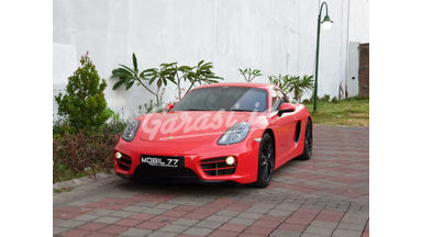 2013 Porsche Cayman - Warna Favorit, Harga Terjangkau