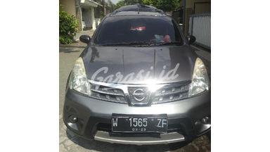 2013 Nissan Livina X-Gear - Terawat mulus pajak hidup