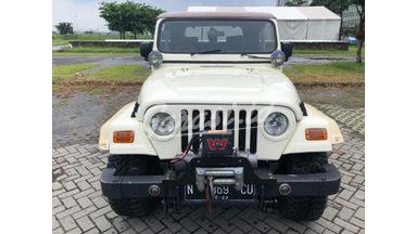 1980 Jeep Willys CJ7 BS CT - Nyaman Terawat