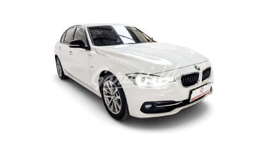 2016 BMW 3 Series 320i Facelift Sport