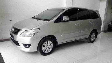 2012 Toyota Kijang Innova 2.5 G disel A/T - Sangat Terawat