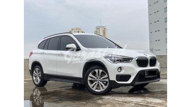 2018 BMW X1 Dynamic - Murah Berkualitas