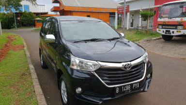 2016 Toyota Avanza G AT - KM 19 RB record Toyota Pajak November 2019 (s-3)