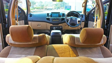 2015 Toyota Fortuner G VNT - ada record service toyota (s-6)