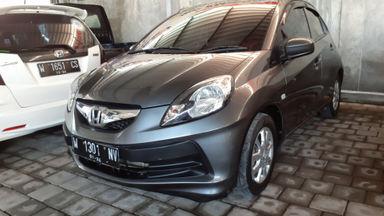 2014 Honda Brio Satya 1.2 E M/T - Good Condition