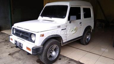 1997 Suzuki Katana GX - Terawat Siap Pakai