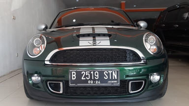 2012 MINI Cooper S COUPE - Tangguh Super Istimewa