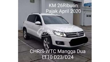 2015 Volkswagen Tiguan 1.4 - SIAP PAKAI!