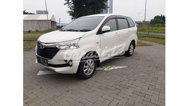 2017 Toyota Avanza G - Istimewa Siap Pakai