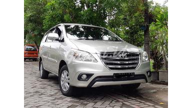 2014 Toyota Kijang Innova G - Istimewa, Terawat, Siap Pakai