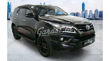 2020 Toyota Fortuner VRZ
