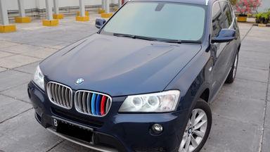 2012 BMW X3 xDrive35i xLine - SUV ANTIK Tdp 99jt