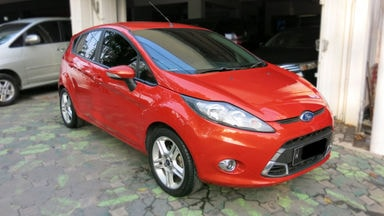 2010 Ford Fiesta S - Automatic Good Condition