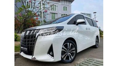 2020 Toyota Alphard G