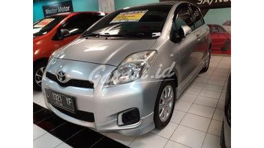 2012 Toyota Yaris E - Terawat & Siap Pakai