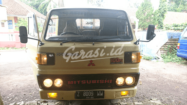 1984 Mitsubishi Colt Diesel FE-101 - Siap Pakai