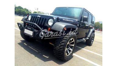 2012 Jeep Wrangler Sport 4x4 - Barang Bagus Siap Pakai