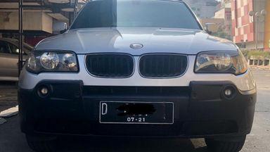2004 BMW X3 X3 2.5 - Barang Cakep