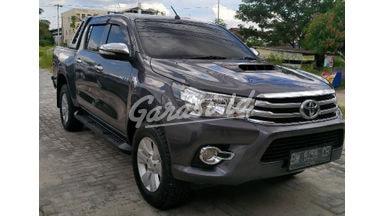 2016 Toyota Hilux G