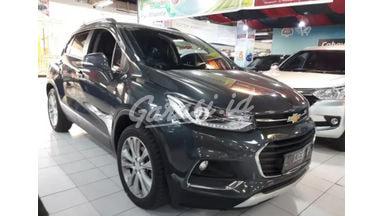 2017 Chevrolet Trax at - Like New Tdp Rendah