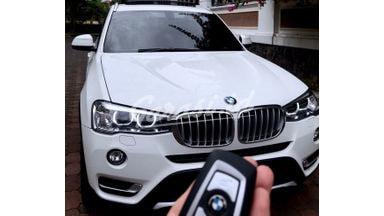 2017 BMW X3 xDrive - Antik simpanan Jarang pakai