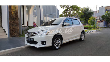 2014 Toyota Etios Valco G - Jarak Tempuh Rendah