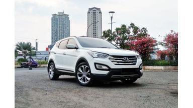 2013 Hyundai Santa Fe CRDI - Mobil Pilihan