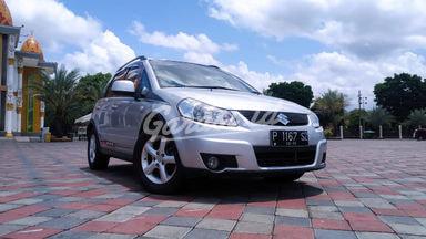 2010 Suzuki Sx4 X Over