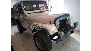1982 Jeep CJ 4x4 - SIAP PAKAI!