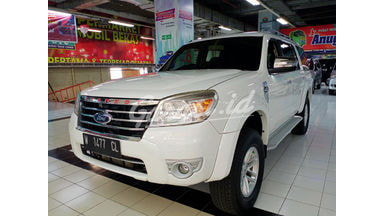 2012 Ford Everest 4x4