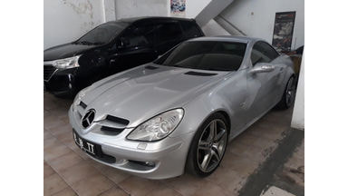 2005 Mercedes Benz Slk 350 COUPE - Terawat Mulus