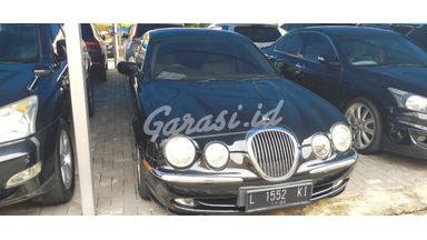 1998 Jaguar S-Type S - Mewah Siap Pakai