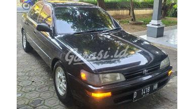 1992 Toyota Corolla - Siap pakai