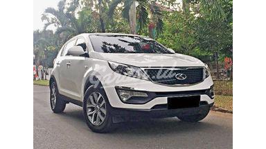 2015 KIA Sportage Allnew Diesel - Mobil Pilihan