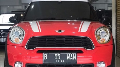 2012 MINI Countryman S Turbo - Harga Terjangkau
