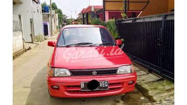 1991 Toyota Starlet mt - SIAP PAKAI!