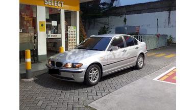 2002 BMW 318i E46 - Facelift Silver
