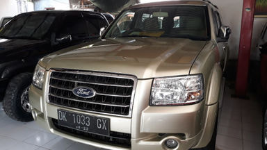 2008 Ford Everest - Unit Super Istimewa