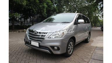 2015 Toyota Kijang Innova G - SIAP PAKAI HARGA MURAH