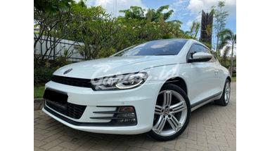 2018 Volkswagen Scirocco TSI FACELIFT