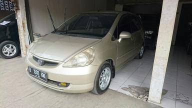 2005 Honda Jazz I.DSI - Kondisi Mulus Siap Pakai