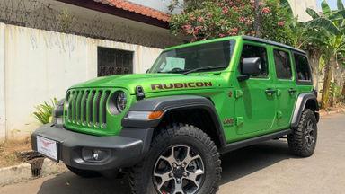 2018 Jeep Wrangler Rubicon - Ktp Luar Kota Bisa Dibantu