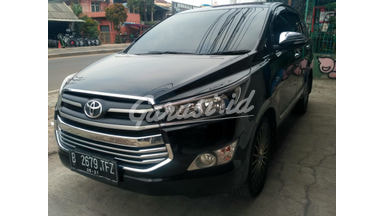 2016 Toyota Kijang Innova g - Langsung Tancap Gas