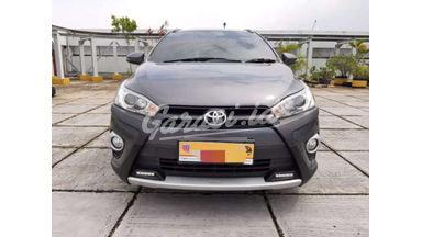 2017 Toyota Yaris Heykers - Siap Pakai