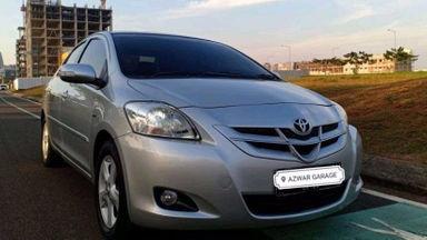 2008 Toyota Vios G - SIAP PAKAI!
