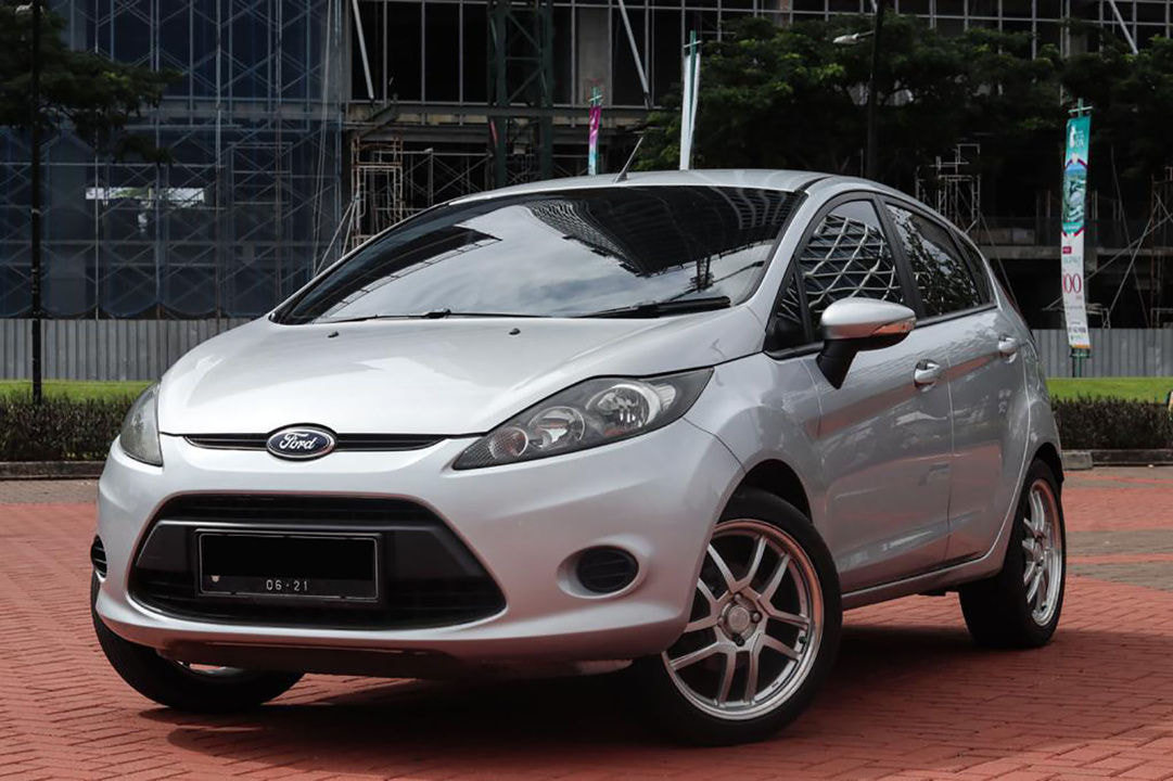 2011 Ford Fiesta trend