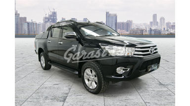 2018 Toyota Hilux G DOUBLE CABIN