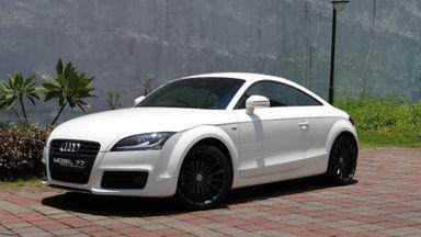 2011 Audi TT S coupe - Istimewa Siap Pakai